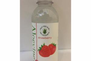 STRAWBERRY PULP FREE ALOE WITH ANTIOXIDANTS