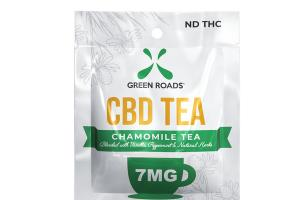 CBD 7 MG TEA, CHAMOMILE