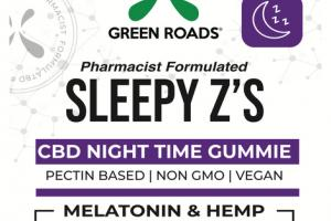 ASSORTED SLEEPY Z'S CBD NIGHT TIME GUMMIE