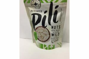 PILI NUTS WITH COCONUT OIL & HIMALAYAN SALT