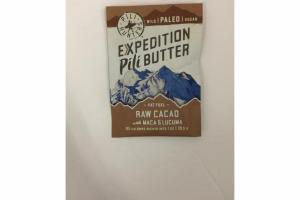 RAW CACAO WITH MACA & LUCUMA EXPEDITION PILI BUTTER