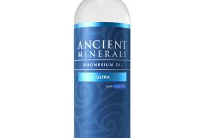 ULTRA RAPIDLY ABSORBED ULTRA PURE & CONCENTRATED MAGNESIUM OIL