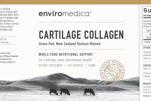CARTILAGE COLLAGEN DIETARY SUPPLEMENT 750 MG CAPSULES