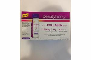 BERRY DAILY COLLAGEN SHOT DIETARY SUPPLEMENT