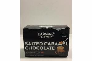 SALTED CARAMEL CHOCOLATE DECADENT DESSERT POTS
