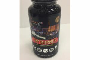 FAT BURNER WITH APPETITE SUPPRESSANT DIETARY SUPPLEMENT