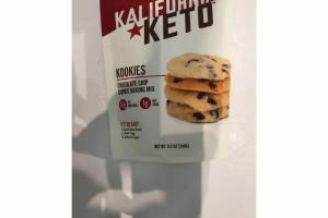 CHOCOLATE CHIP COOKIE BAKING MIX