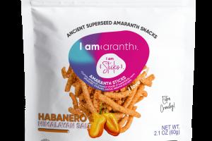 HABANERO & HIMALAYAN SALT AMARANTH STICKS
