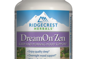 SLEEP AND MORNING MOOD SUPPORT HERBAL SUPPLEMENT VEGAN CAPSULES