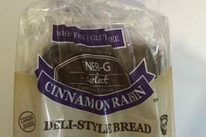 CINNAMON RAISIN DELI-STYLE BREAD