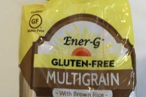 GLUTEN-FREE MULTIGRAIN WITH BROWN RICE BREAD