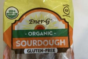 ORGANIC GLUTEN FREE SOURDOUGH