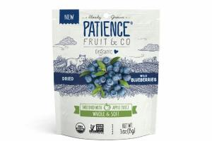 ORGANIC WHOLE & SOFT DRIED WILD BLUEBERRIES