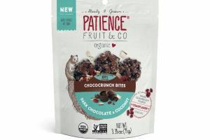 ORGANIC DARK CHOCOLATE & COCONUT CHOCOCRUNCH BITES