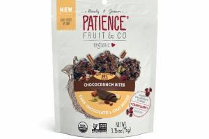UNSWEETENED DARK CHOCOLATE & CHAI SPICES CHOCOCRUNCH BITES