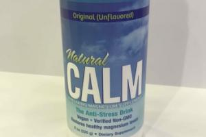 ORIGINAL NATURAL CALM THE ANTI-STRESS DRINK DIETARY SUPPLEMENT