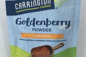 SUPERFOOD GOLDENBERRY POWDER