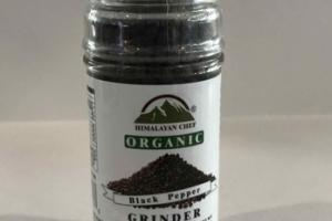 BLACK PEPPER GRINDER
