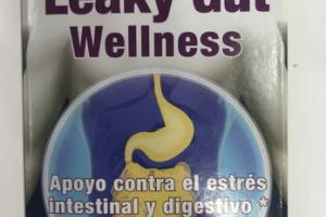 LEAKY GUT WELLNESS 525 MG DIETARY SUPPLEMENT VEGETARIAN CAPSULES