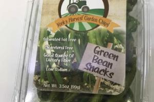 GREEN BEAN SNACKS