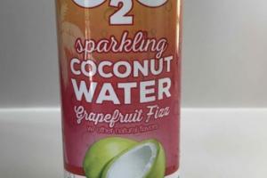 GRAPEFRUIT FIZZ SPARKLING COCONUT WATER
