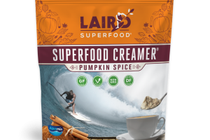 PUMPKIN SPICE SUPERFOOD CREAMER