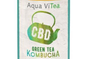 GREEN TEA CBD 25 MG KOMBUCHA