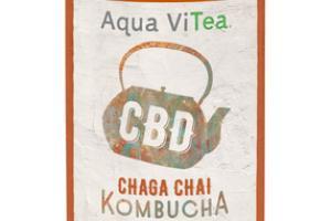 CHAGA CHAI CBD 25 MG KOMBUCHA