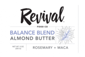 ROSEMARY + MACA BALANCE BLEND ALMOND BUTTER