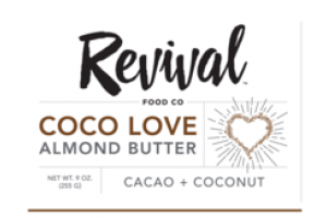 CACAO + COCONUT COCO LOVE ALMOND BUTTER