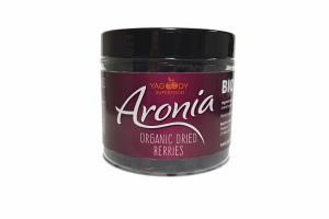 ARONIA ORGANIC DRIED BERRIES