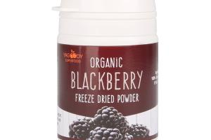 ORGANIC BLACKBERRY FREEZE DRIED POWDER