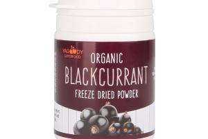 ORGANIC BLACKCURRANT FREEZE DRIED POWDER