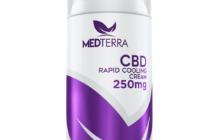 CBD RAPID COOLING CREAM 250MG