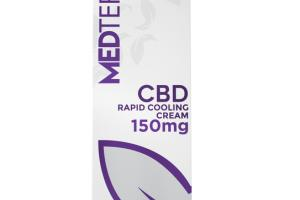 CBD 150MG RAPID COOLING CREAM