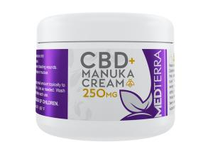 CBD 250 MG + MANUKA CREAM