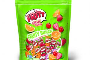 FRUITY BUNCH CHEWY CANDY