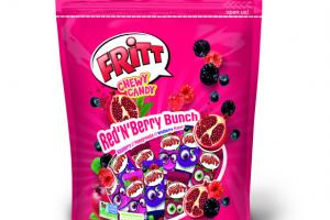 RED 'N' BERRY BUNCH CHEWY CANDY