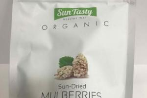 SUN-DRIED MULBERRIES