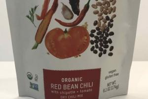 ORGANIC RED BEAN CHILI WITH CHIPOTLE + TOMATO DRY CHILI MIX