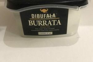 GRASS FED BURRATA