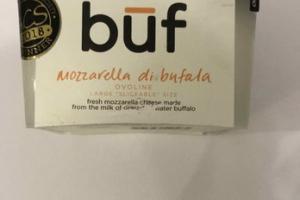 FREE RANGE GRASS FED MOZZARELLA DI BUFALA OVOLINE CREAMERY