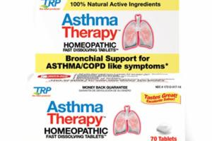 HOMEOPATHIC ASTHMA THERAPY FAST DISSOLVING TABLETS
