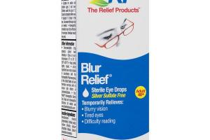 ADULT 40+ HOMEOPATHIC STERILE EYE DROPS