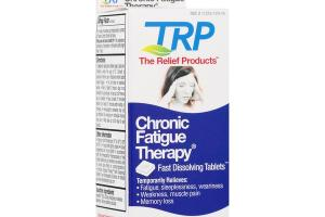 CHRONIC FATIGUE THERAPY HOMEOPATHIC TABLETS