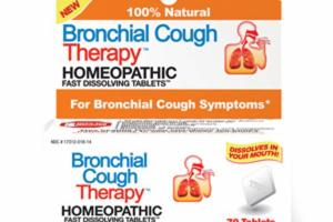 BRONCHIAL COUGH THERAPY HOMEOPATHIC FAST DISSOLVING TABLETS