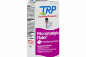 FIBROMYALGIA RELIEF FAST DISSOLVING HOMEOPATHIC TABLETS