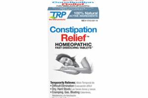 HOMEOPATHIC CONSTIPATION RELIEF FAST DISSOLVING TABLETS