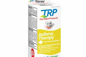 ASTHMA THERAPY FAST DISSOLVING HOMEOPATHIC TABLETS