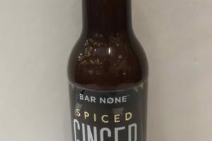 SPICED GINGER MULE NON-ALCOHOLIC SPARKLING BEVERAGE